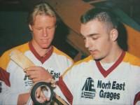 Warriors appoint legend Longstaff as player/coach